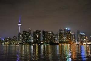 Toronto Night - Photo by Michael Dwyer