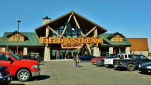 The First Field & Stream Store in Michigan Opened in March at the Oakland Mall - photo by Michael Dwyer