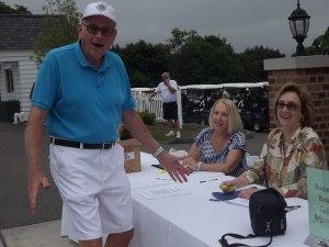 Rochester Rotary Golf Outing 2014 -with Phil Lowman, Karen Lewis and Cynthia Andrews Photo credit: Rochester Rotary Club