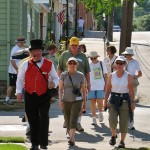 Rochester Avon Historical Society's annual walking tours of historic downtown Rochester start May 16 - photo by Michael Dwyer