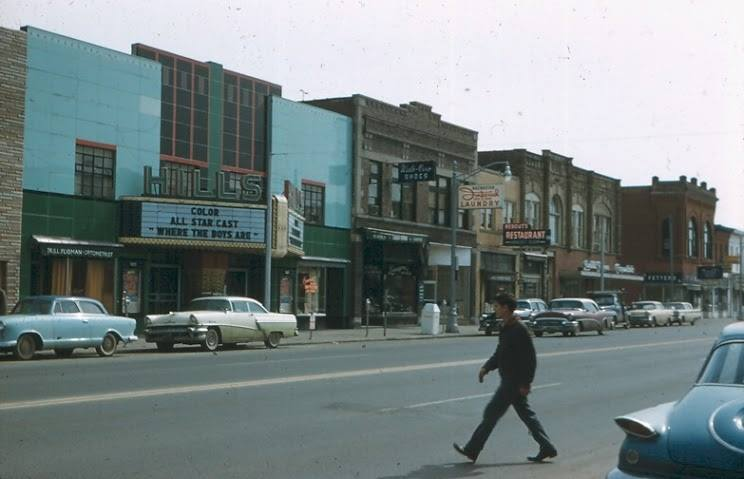 Rochester in the 1960s