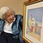 Celebrate Mother's Day Weekend with Virginia Weber-Hay and Art at the Rochester Hills Public Library