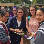 Chinese Students Visit Rochester Community Schools to Exchange Differences and Explore Similarities