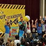 "Students Learn Positive Behavior Message to be ""Upstanders"""