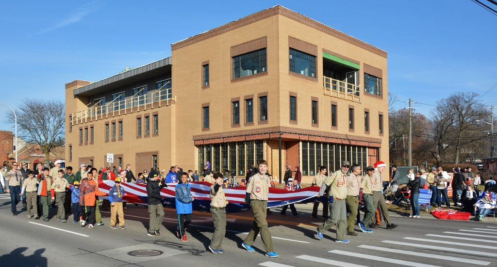 Boy Scout Troop 125 - Color Guard