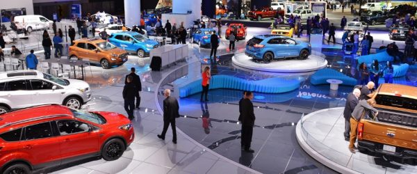 Attending the 2018 North American International Auto Show?