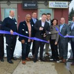 Ribbon Cutting: Aerial Coverage