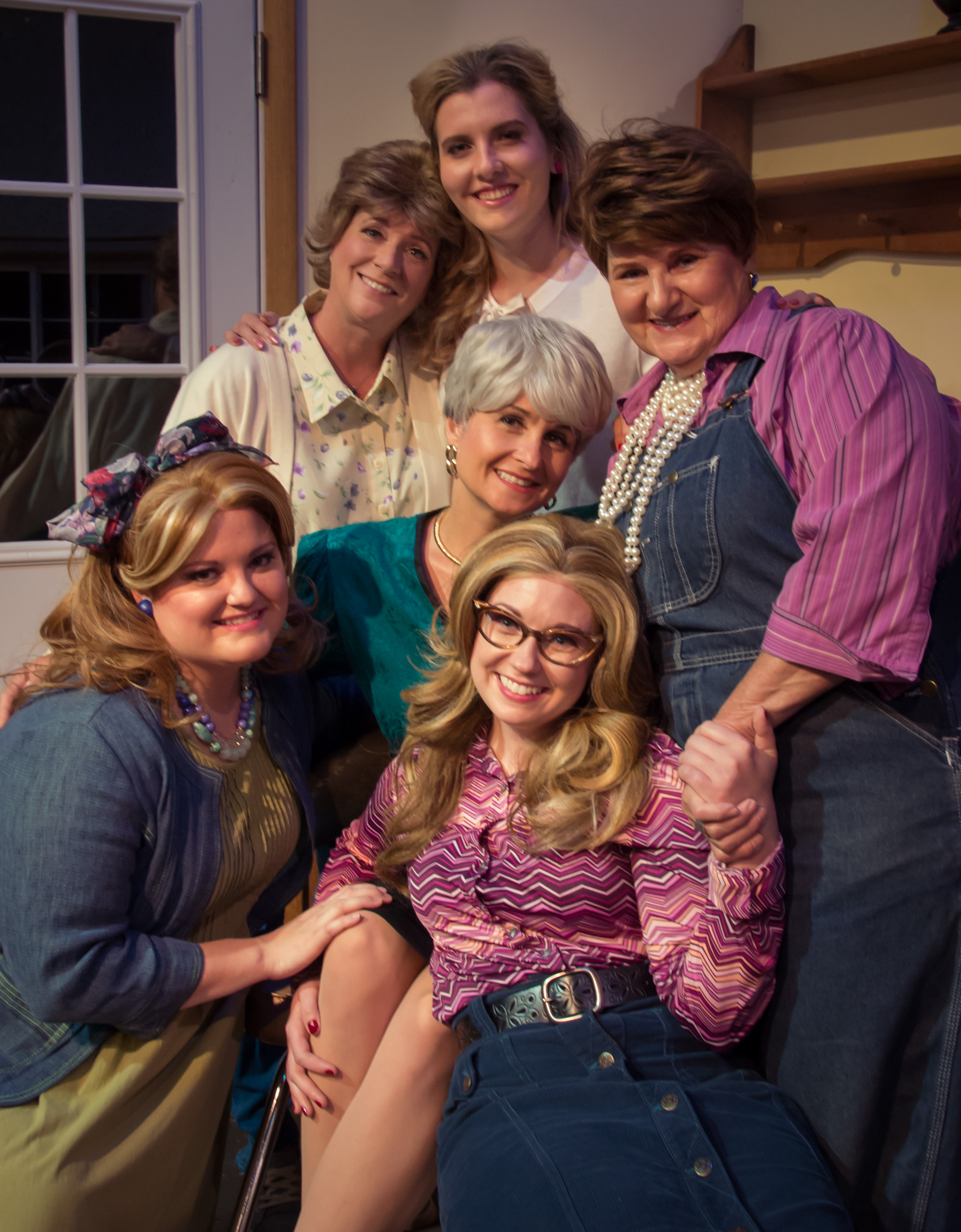 Laugh And Love Along With The Ladies Of Avon Players In Steel