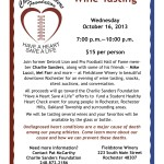 'Have a heart' at local wine tasting event