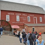 Cider Mills Wind Down For Season