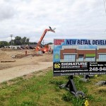 Cleaned-up corner in Rochester Hills to welcome new retail development