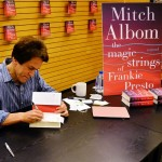 Mitch Albom and Frankie Presto come to Rochester Hills Bookstore