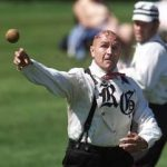 Rochester Grangers Vintage Base Ball Games this Summer