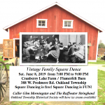 Vintage Family Square Dance at Cranberry Lake Farm